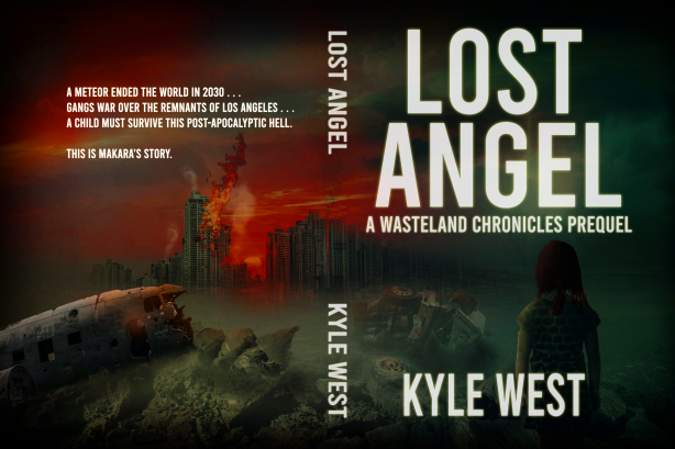 Lost Angel Paperback
